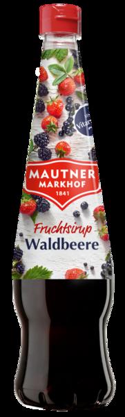 Mautner Markhof Sirup Waldbeere