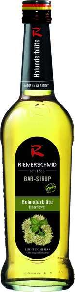 Riemerschmid Bar-Sirup Holunderblüte 0,7L